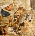 Barbary Lion in colosseum of Rome.jpg
