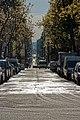 Barcelona - Carrer de Picasso - View SW down Carrer de la Princessa I.jpg