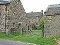 Barns and house at Brightholmlee - geograph.org.uk - 979875.jpg