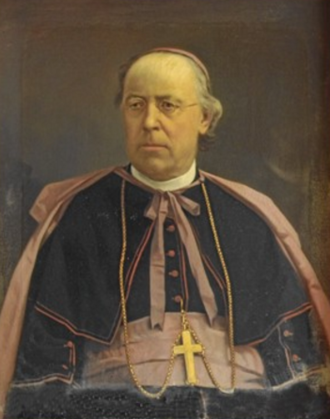 Catholic University School - Bartholomew Woodlock   First president of the School
