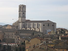 image illustrative de l'article Basilique San Domenico (Pérouse)