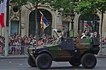 Bastille Day 2015 military parade in Paris 26.jpg