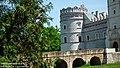 Baszta Papieska zamku w Krasiczynie - panoramio.jpg