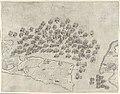 Battle of Saint-Martin-de-Ré, Île de Ré and La Rochelle, 1625 RCIN 722018.a.jpg