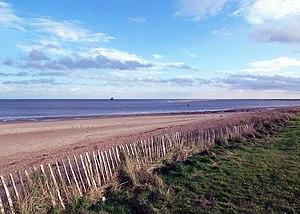 Humberston - Image: Beach geograph.org.uk 279806