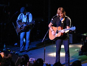 Needtobreathe - Brothers Bo and Bear Rinehart in September 2007