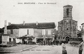 Beaucaire, Gers