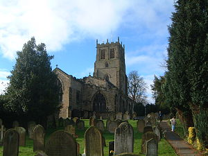 Bedale - St Gregory's Church, Bedale