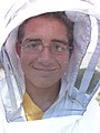 Beekeeping Suit Jacket Protective Veil Smock Mask Coat Clothes Apiary Equipment.JPG