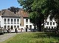 Begijnhof Brugge Binnenplein Noordkant 1.jpg