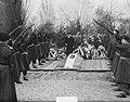 Begrafenis Kapitein der Mariniers J.H.M. Graaff te Rotterdam, Bestanddeelnr 904-4384.jpg