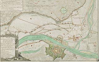 Siege of Hüningen (1796–97)