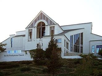 Bel Air Church - Image: Belairpresbyterianch urch