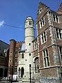 Belgique Gand Maison Arriere-Faucille - panoramio.jpg