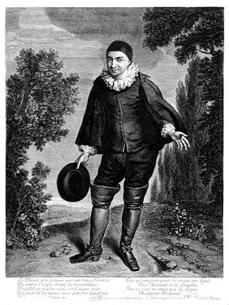 Raymond Poisson - Poisson as Crispin