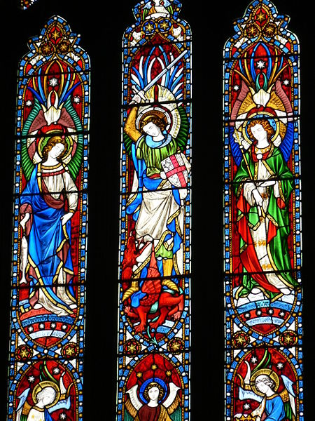 File:Belmont Abbey, Stained Glass.JPG