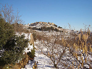 Benafigos - Image: Benafigos Nevado
