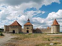 Bender Fortress. South side 03.JPG