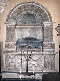 Benedetto da Rovezzano, tomba di pier soderini, 1512-13, 01.JPG