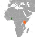 Benin Kenya Locator.png