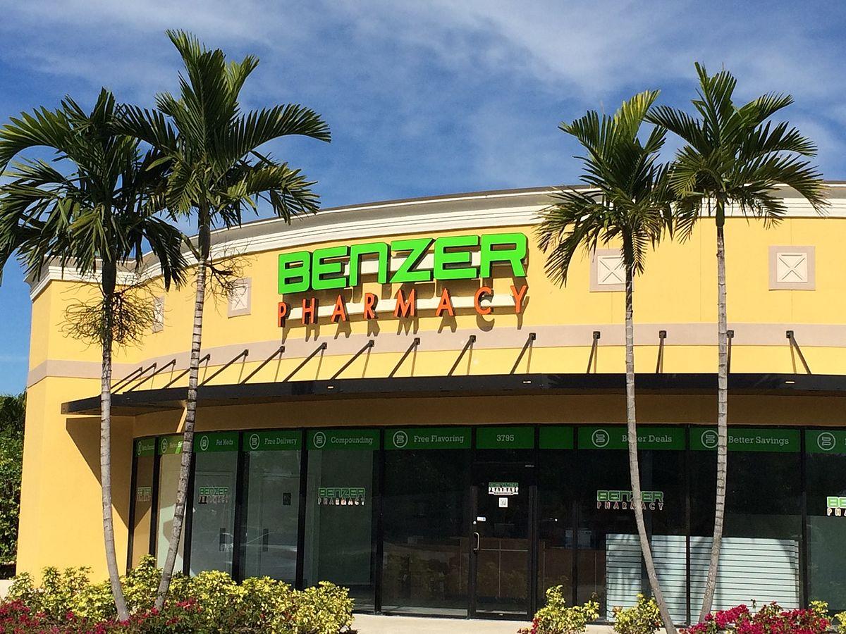 Where Is Jupiter Florida >> Benzer Pharmacy - Wikipedia
