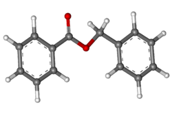 Benzyl benzoate ball-and-stick.png