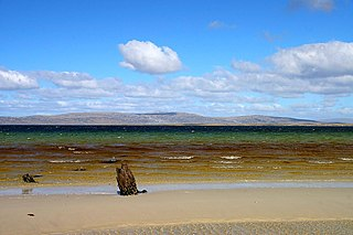 mountain in Falkland Islands