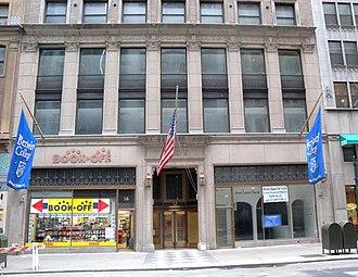 Berkeley College - 41st Street, Midtown Manhattan