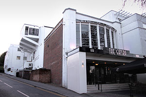 The Rex, Berkhamsted - Exterior of the Rex (2011)