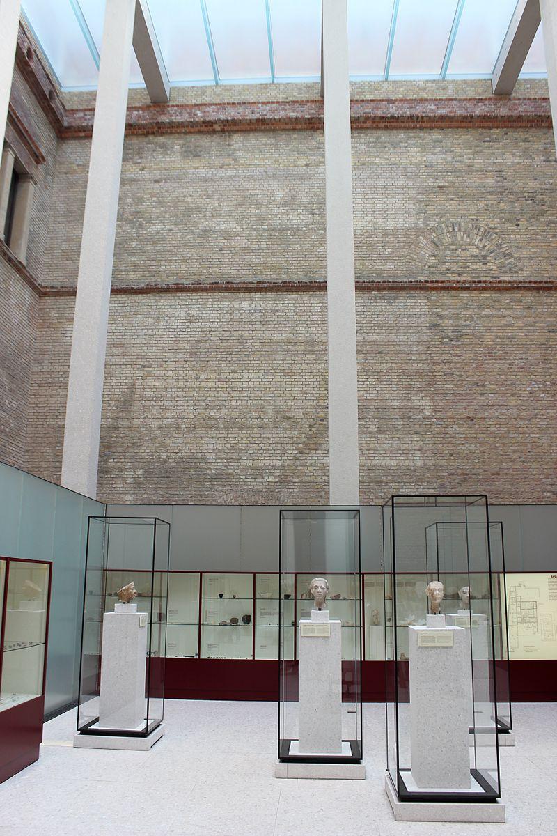 Berlín Neues Museum 14.JPG