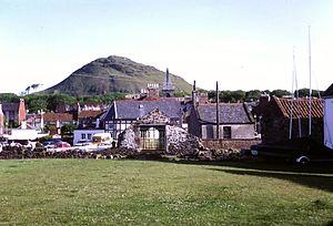 North Berwick Law - Image: Berwick Law, North Berwick