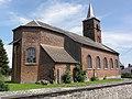 Bettrechies (Nord, Fr) église, latéral.JPG