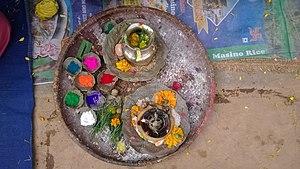 Bhai Dooj - Tilak of seven colors