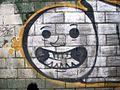 Bilbao - Ribera de Deusto, graffiti 13b.JPG