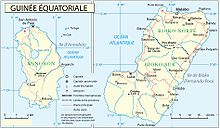 guinee equatoriale geographie