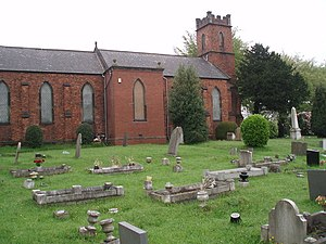 Birchwood Methodist Church, Somercotes. This r...