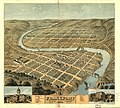 Bird's eye view of the city of Frankfort, the capital of Kentucky 1871. LOC 73693413.jpg