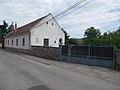 Birthhouse of Tihamér Vujicsics, Plébánia Street, 2017 Pomáz.jpg