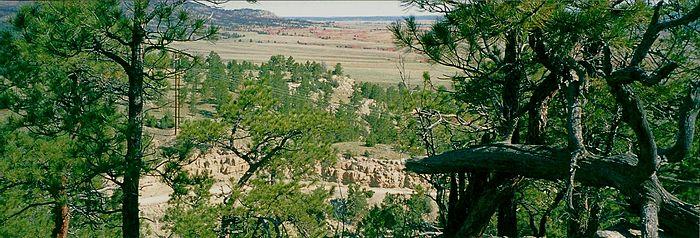 Black Hills Elevation Map.Black Hills Wikipedia