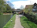 Black Horse Bridge 15, Paddington Arm, Grand Union Canal - geograph.org.uk - 761204.jpg
