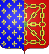 Blason Royaume de France (1289-1316).svg