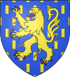 Blason comte fr Nevers.svg