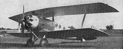 Bleriot SPAD S.56 Les Ailes December 1,1927