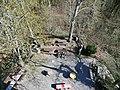 Blick vom Eselsburgsturm auf die Gartenwirtschaft-2012-04-01-panoramio.jpg
