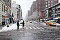 Blizzard Day in NYC (4391417541).jpg
