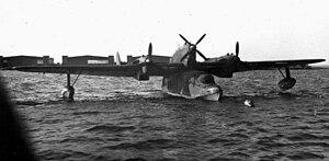 Blohm & Voss BV 138 - Image: Blohm u Voss BV138