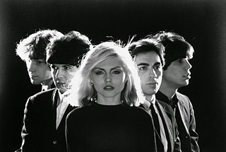 Blondie (band) American rock band