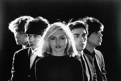 Picture of a band or musician: Blondie