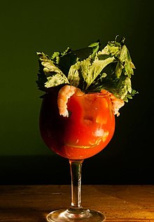 Bloody Mary (cocktail) - Wikipedia