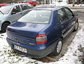Blue Fiat Siena HL 1,4 in Kraków (3).jpg